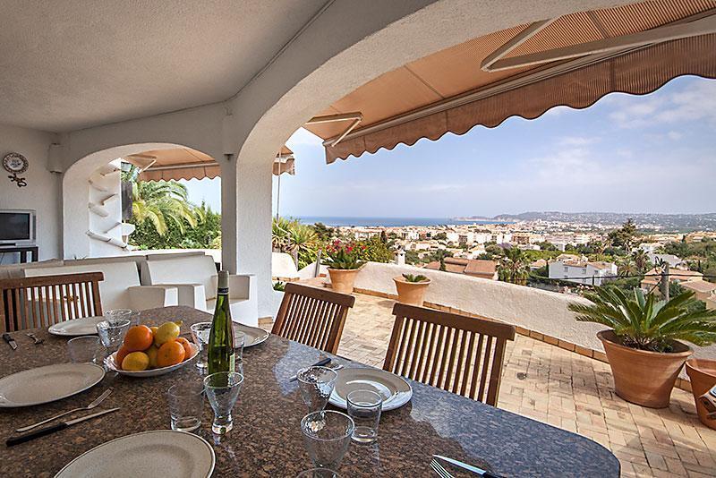 Villa Kanela 6 pax - Image 1 - Javea - rentals