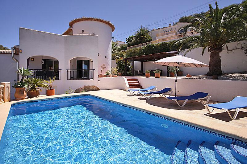 Casa Moya 4pax - Image 1 - Javea - rentals
