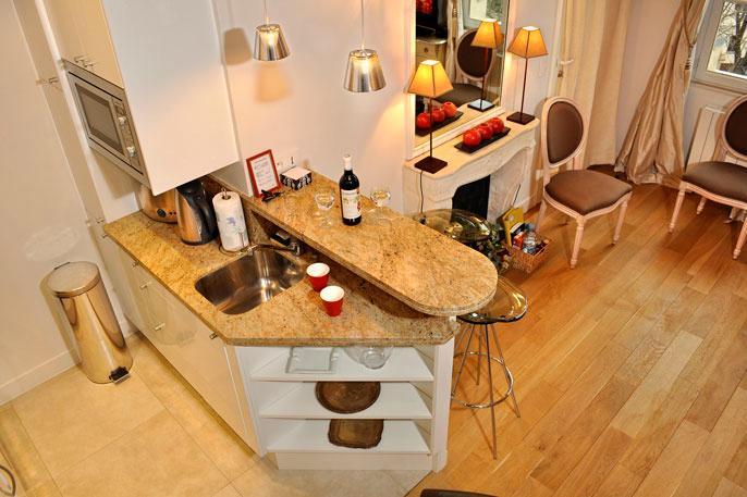 Ile de la Cite Luxury Two Bedroom - ID# 221 - Image 1 - Paris - rentals