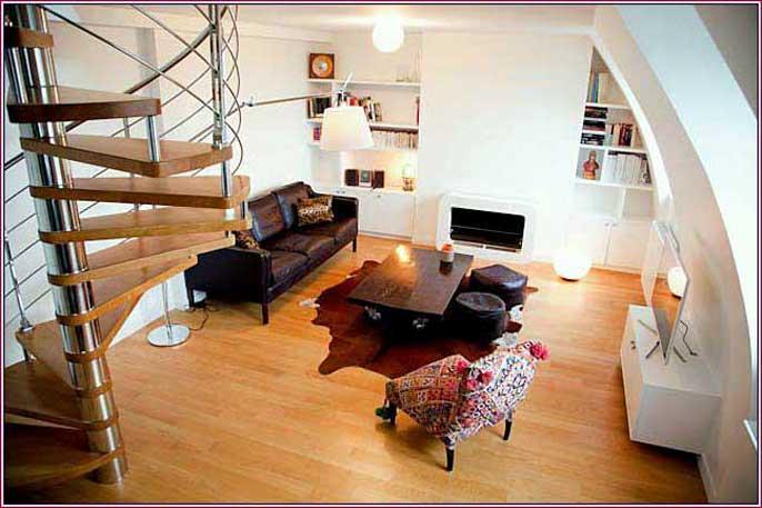 Penthouse Dream Two Bedroom Duplex - ID# 284 - Image 1 - Paris - rentals