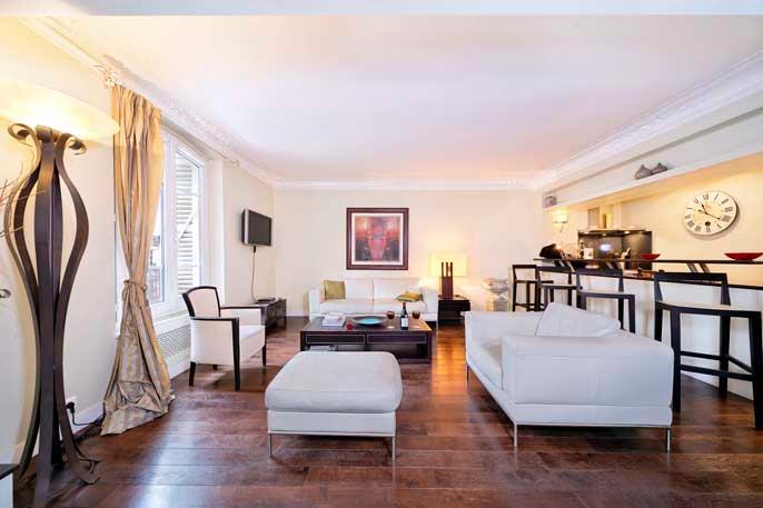 La Tour Maubourg Two Bedroom Luxury - ID# 287 - Image 1 - Paris - rentals