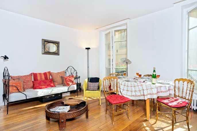 Spacious and Charming One Bedroom - ID# 310 - Image 1 - Paris - rentals