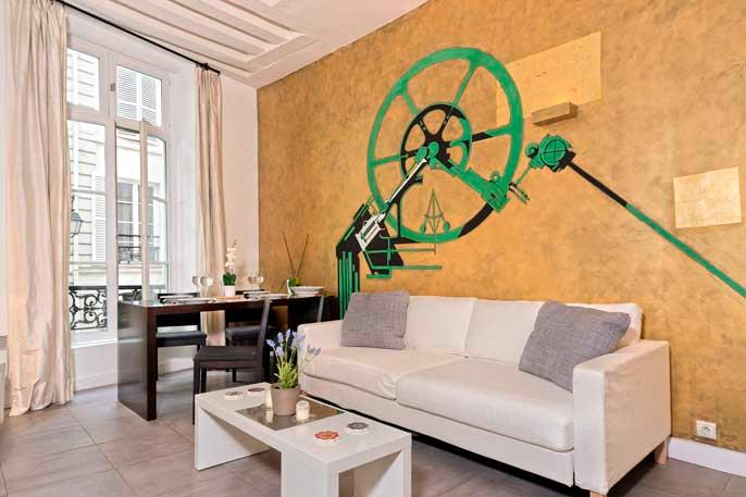 Historical Odeon 1 Bedroom in Paris - Image 1 - Paris - rentals