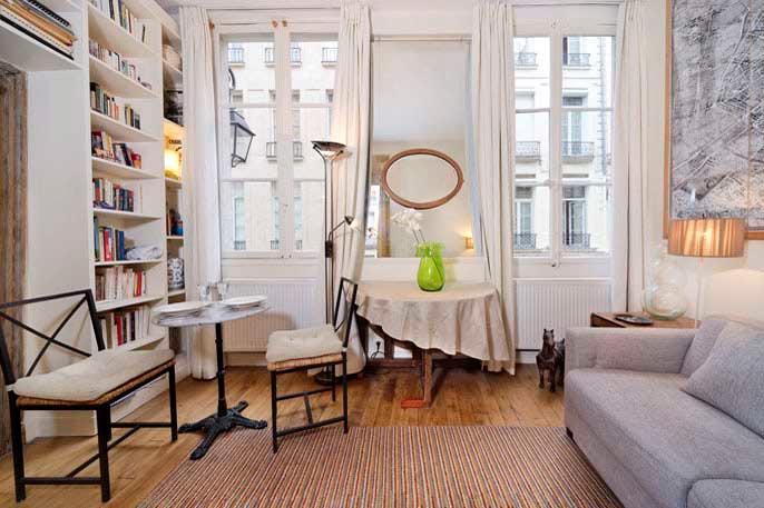 Exceptional Louvre One Bedroom - ID# 318 - Image 1 - Paris - rentals