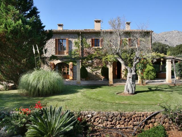 6 bedroom Villa in Cala San Vicente, Mallorca, Mallorca : ref 3083 - Image 1 - Pollenca - rentals