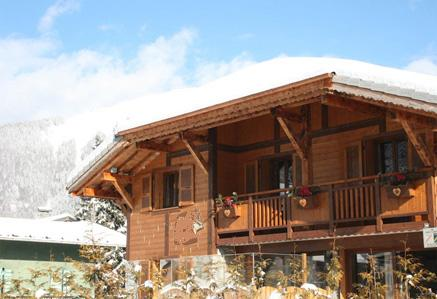 Fines roches - Image 1 - Morzine - rentals