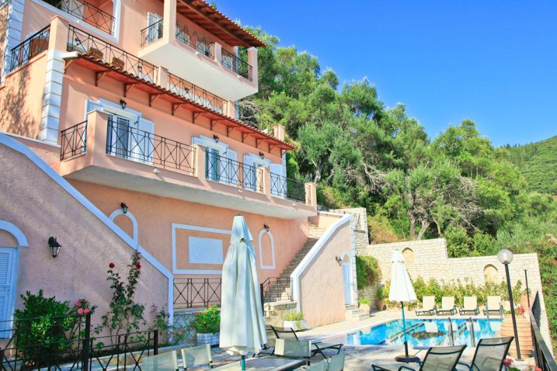 Villa With Private Pool and Beautiful Views - Villa Nikolas Agni - Kalami - rentals