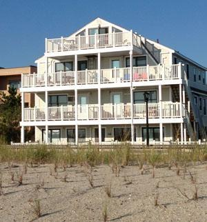 1 bedroom apartment on the boardwalk - Great location! - Image 1 - Bethany Beach - rentals