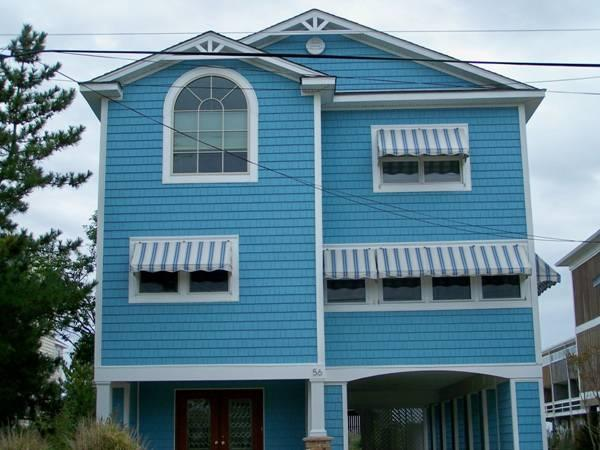 Oceanside 5 bedroom beach home with parking! - Image 1 - Bethany Beach - rentals
