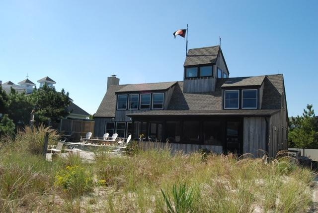 Oceanfront 5 bedroom beach home with screened porch and Widows walk. Great views! - Image 1 - Bethany Beach - rentals