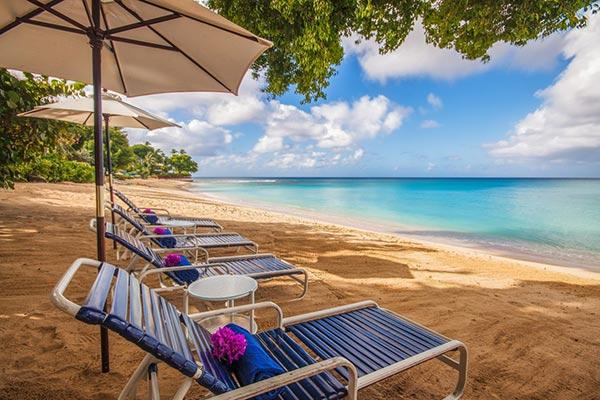 This villa is on Gibbs Beach, nestled in gardens. BS HHH - Image 1 - Barbados - rentals