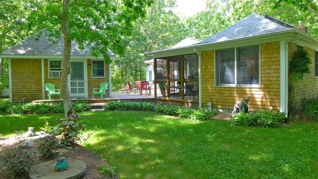 Charming 3 Building Compound in Chilmark (373) - Image 1 - Massachusetts - rentals