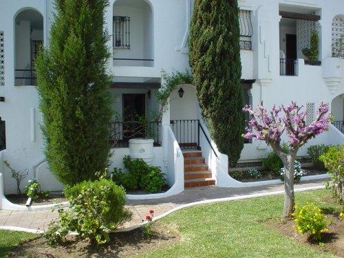 Main Entrance - Laderas Del Mediterraneo - Benalmadena - rentals