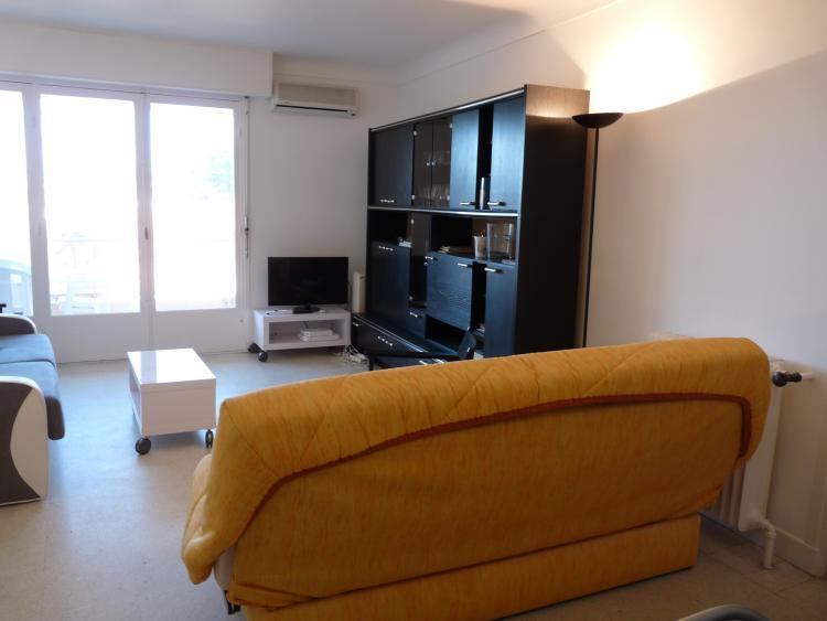 Cedre 1 Bedroom Cannes Home with a Terrace - Image 1 - Cannes - rentals