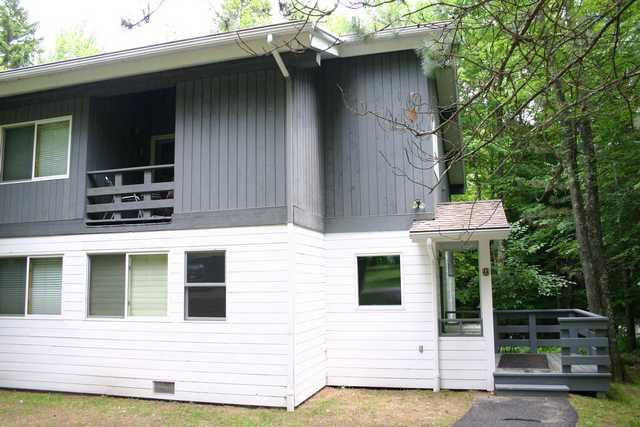 front - Mt. Mansfield Townhouse 4a - Stowe - rentals
