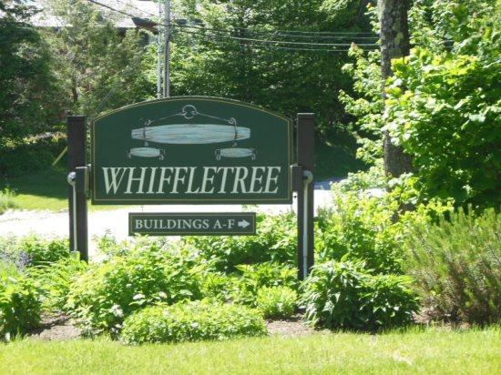 Whiffletree A8 - Exterior - Whiffletree Condo A8 - Four bedroom Two bathrooms Shuttle To Slopes/Ski Home - Killington - rentals