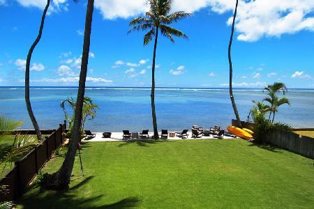 Moana Lani offers direct access to the ocean & sunset views in lush garden setting with pool - Image 1 - Hawaii Kai - rentals