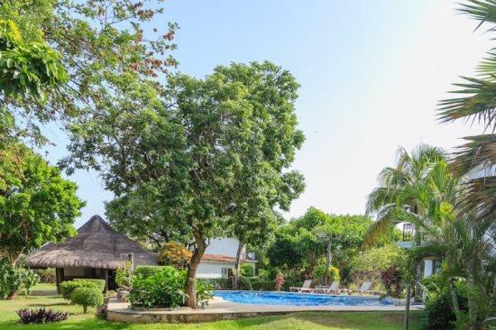 Casa Maya - Common areas - Playa del Carmen vacation rentals - Villas del Mayab Casa Maya - Playa del Carmen - rentals