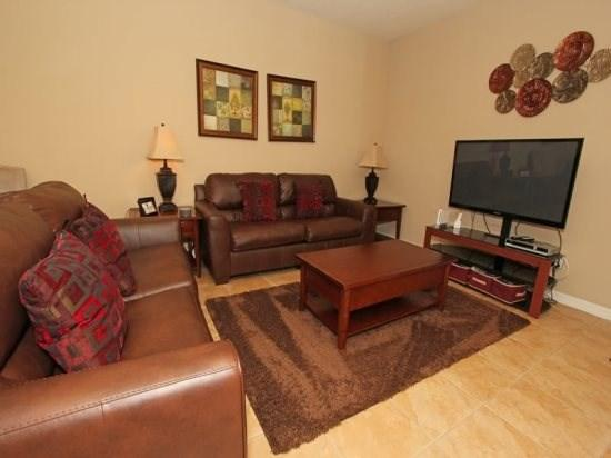 2 Bedroom 2.5 Bath Condo In Kissimmee Sleeps 8 People. 2716OD - Image 1 - Orlando - rentals