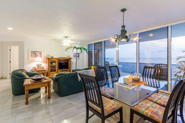 Sunset (3N) - Ocean Views from 3 Rooms, Central Air, Great Snorkeling - Image 1 - Cozumel - rentals