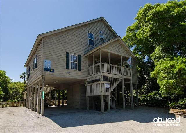 Lolligaggin' - Spacious Family Home Close To the Beach - Image 1 - Edisto Island - rentals