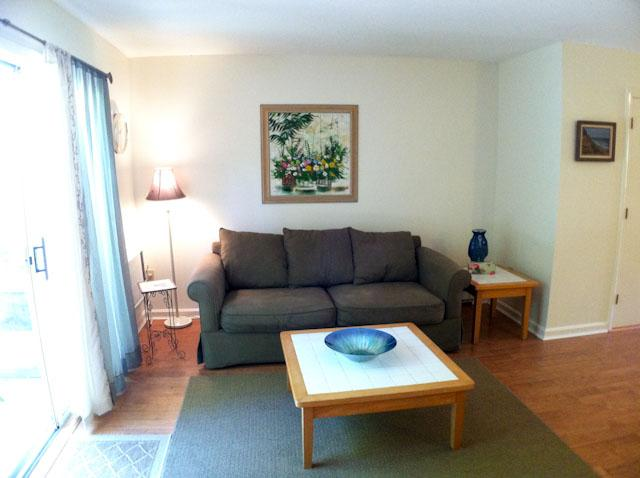 Living Area - Ocean Edge Townhouse with A/C & Pool (fees apply) - HO0063 - Brewster - rentals