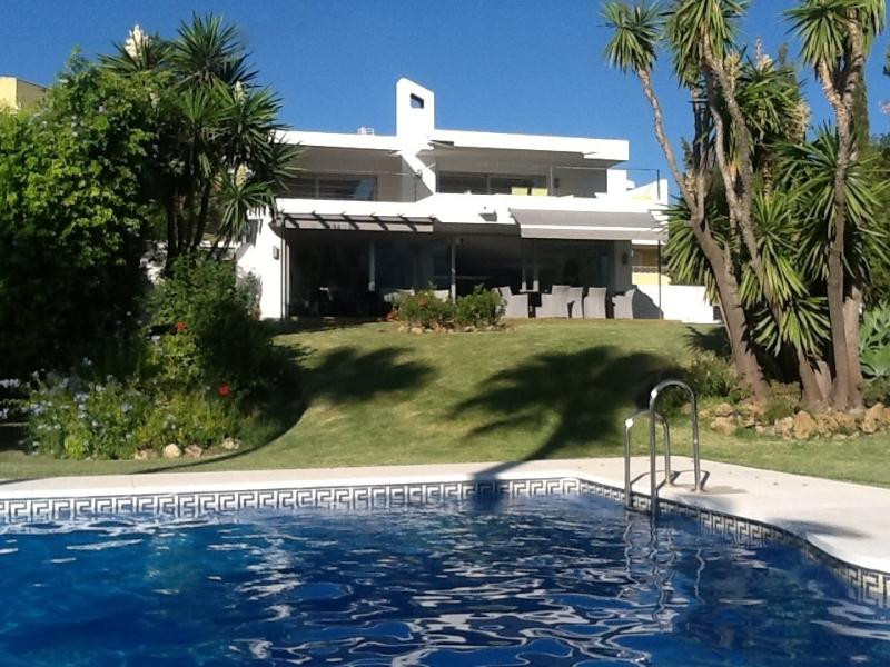 villa with pool - Luxury Villa, Nueva Andalucia, Puerto Banus, - Nueva Andalucia - rentals