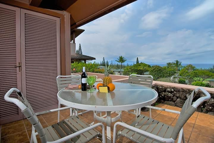 Kapalua Golf Villa 22P 2 - Image 1 - Lahaina - rentals