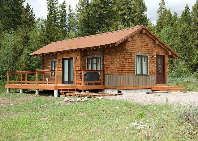 True Grit and Adventure! - New! Perfect Location! Rustic-Modern! Near Yellowstone! Free WiFi... - Island Park - rentals