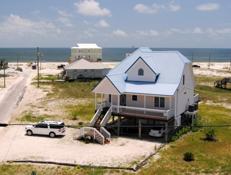 Island Retreat - Image 1 - Dauphin Island - rentals