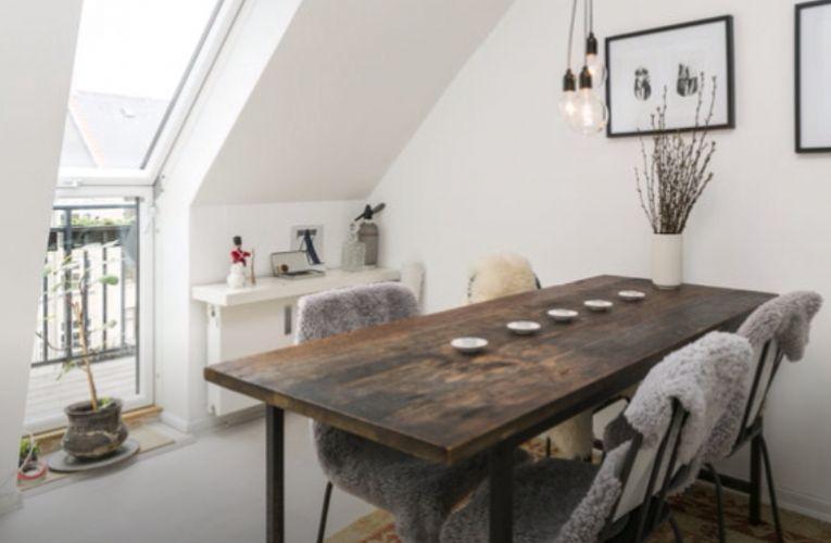 Rolfsvej Apartment - Bright Copenhagen apartment near Gammel Kongevej - Copenhagen - rentals