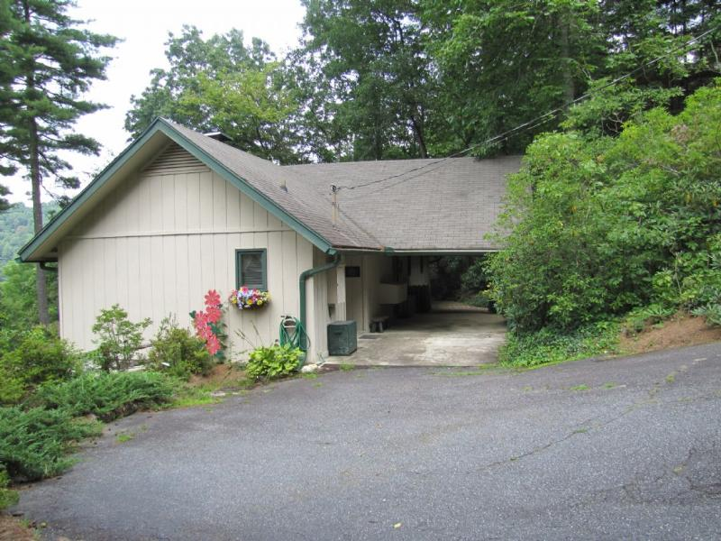 Main View  - Tater Knob - Glenville - rentals