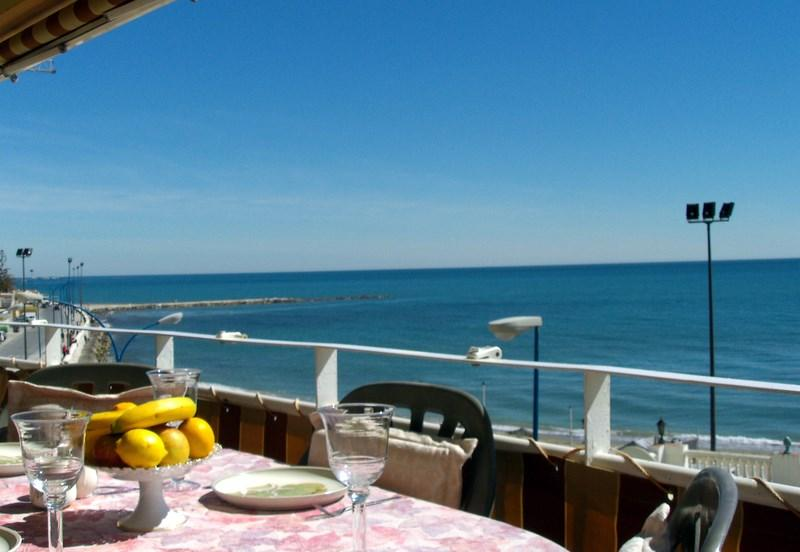 View from the terrace - CRISTAL SEAFRONT APARTMENT - Fuengirola - rentals