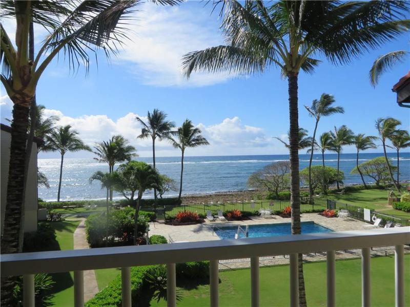 Kapaa Shore Resort #318 Ocn ViewWasher/dryer, Wifi - Image 1 - Kapaa - rentals