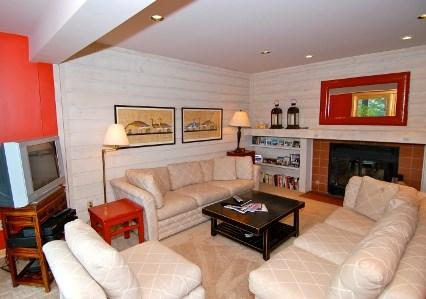 Living Room - Bluff Condo 4048: Vacation Rental in Sun Valley - Ketchum - rentals
