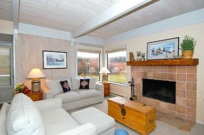 Living Room  - Sun Valley New Villager Condominium 1327 - Ketchum - rentals