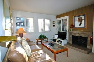 Living Room  - Cottonwood 1411 in Sun Valley - Ketchum - rentals