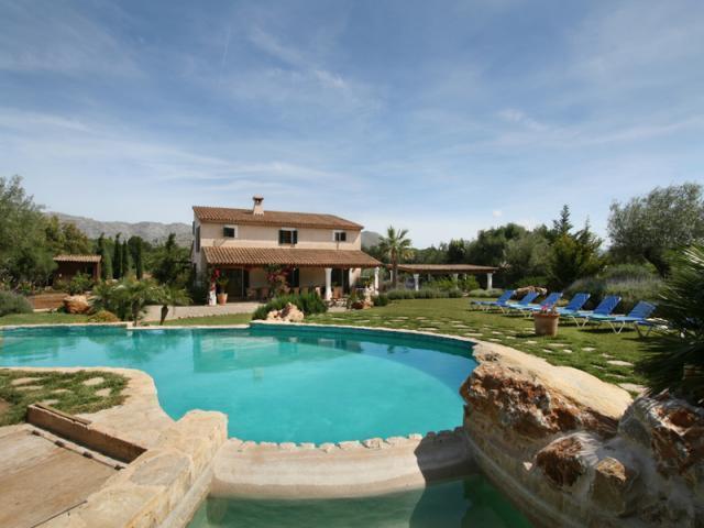 6 bedroom Villa in Pollenca, Mallorca : ref 3353 - Image 1 - Pollenca - rentals