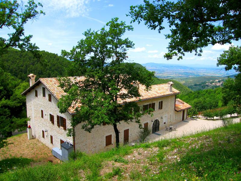 Villa Marianna : APT B with pool - Villa Marianna : APT B - Spoleto - rentals