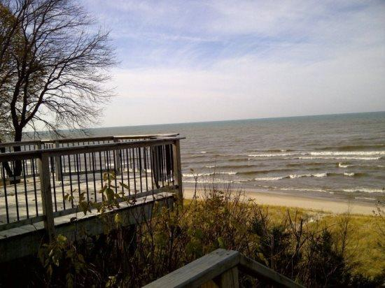 Your Lakefront view - 82 Bluff Drive - South Haven - rentals