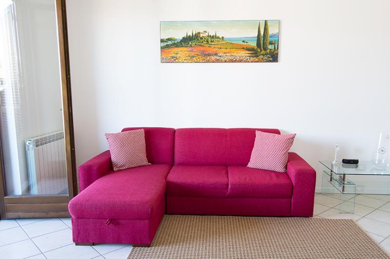 Living area - 2 bedroom apartment Stresa (BFY13474) - Baveno - rentals