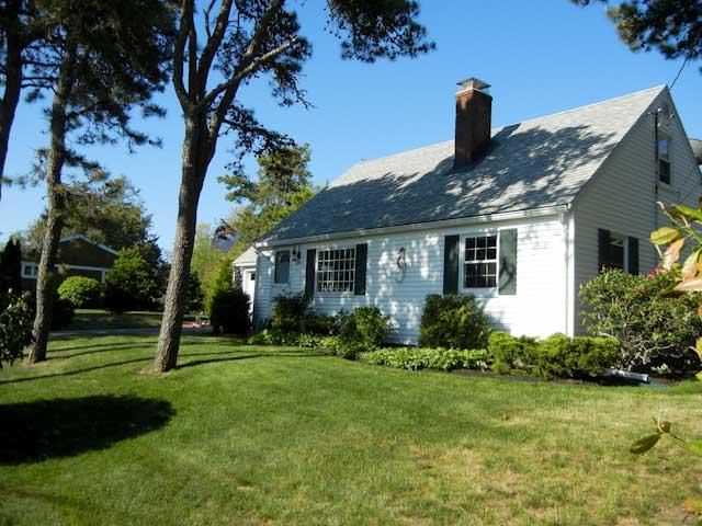 Outside - Front View - Close to Red River Beach with nice back yard - HA0529 - Harwich - rentals