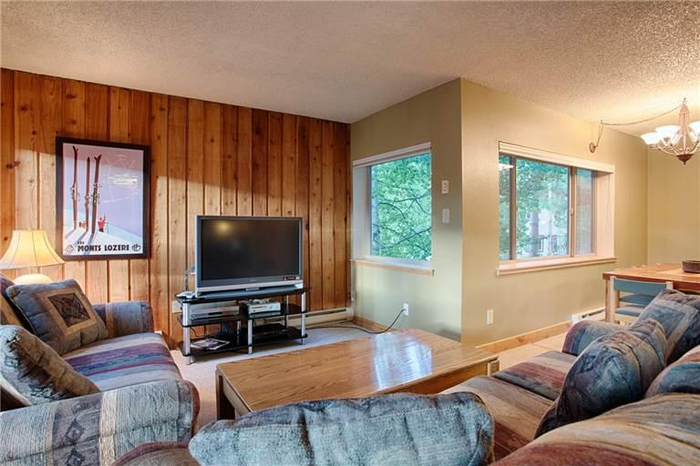 Powderhorn A105 - Image 1 - Breckenridge - rentals