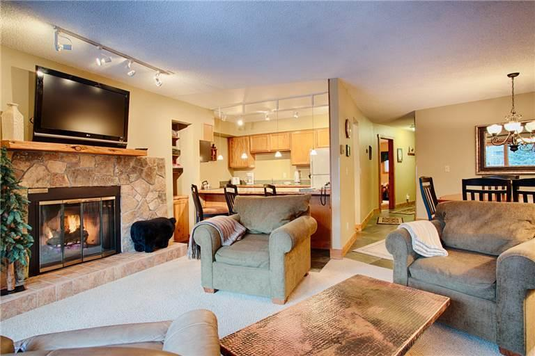 Sawmill Creek Condo 212 - Image 1 - Breckenridge - rentals