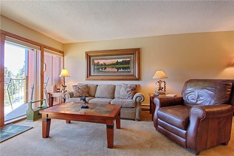 Sawmill Creek Condo 303 - Image 1 - Breckenridge - rentals