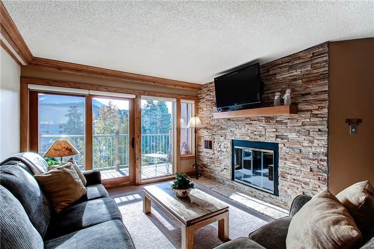 Sawmill Creek Condo 302 - Image 1 - Breckenridge - rentals