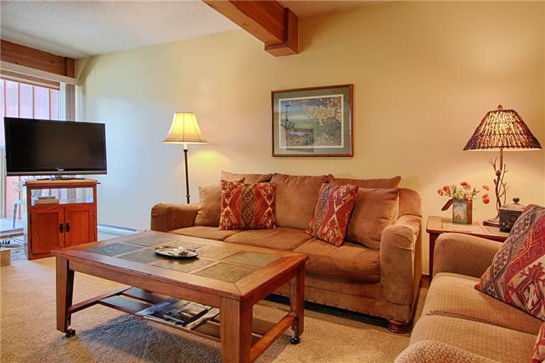 Sawmill Creek Condo 304 - Image 1 - Breckenridge - rentals