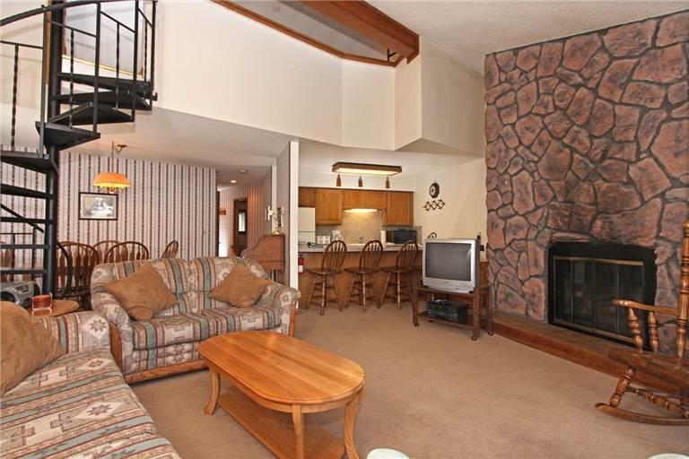 Sawmill Creek Condo 403 - Image 1 - Breckenridge - rentals