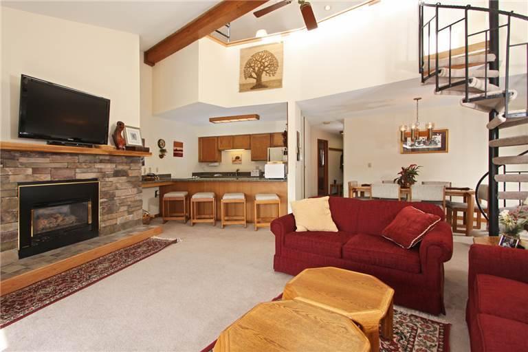 Sawmill Creek Condo 405 - Image 1 - Breckenridge - rentals