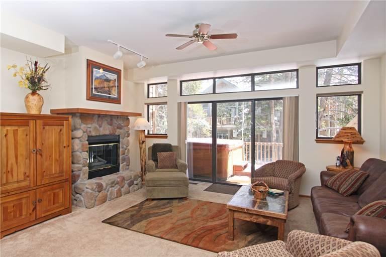Village Point 214 - Image 1 - Breckenridge - rentals